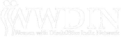 WWDIN Women with Disabilities India Network logo