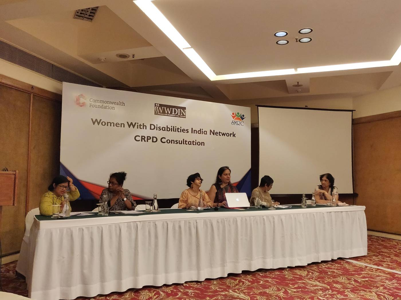 WWDIN CRPD Consultation Meeting