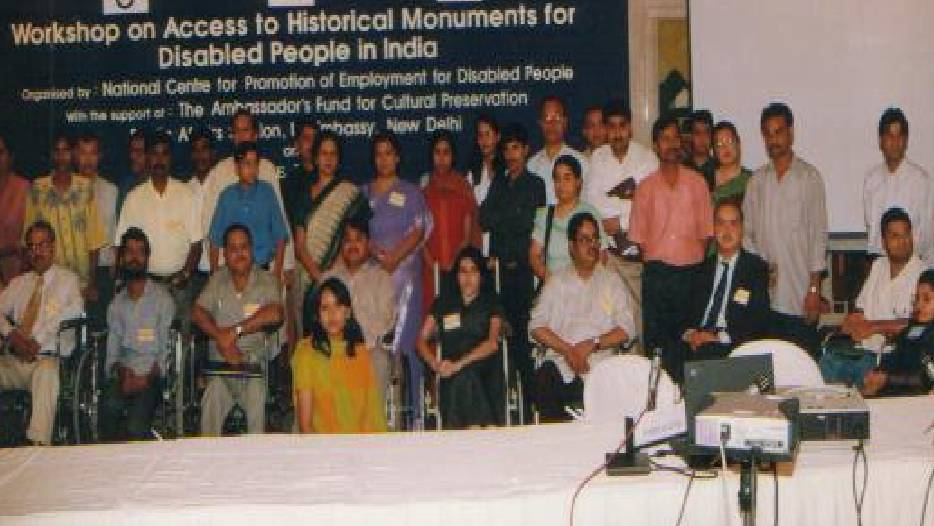national networking group photo